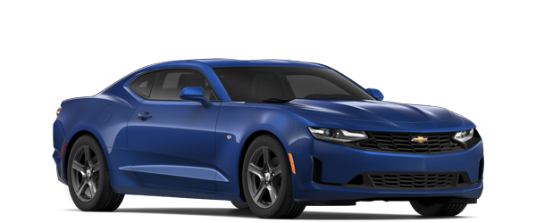 2019 camaro 3qv color