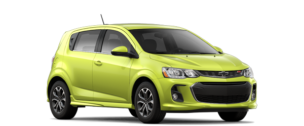 2019 sonichatchback 3qv color